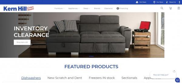 Kern Hill Furniture - Furniture Stores In Winnipeg