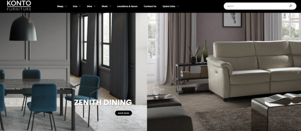 Konto Furniture - Furniture Stores In Edmonton