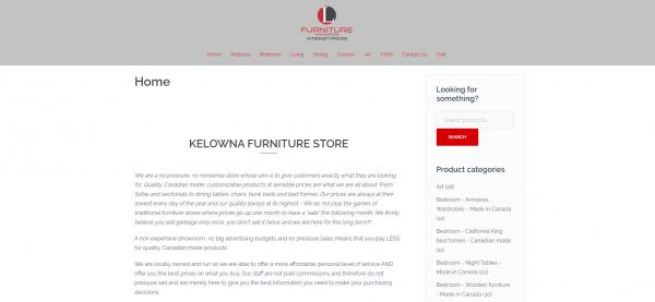 L Furniture - furniture stores in Kelowna