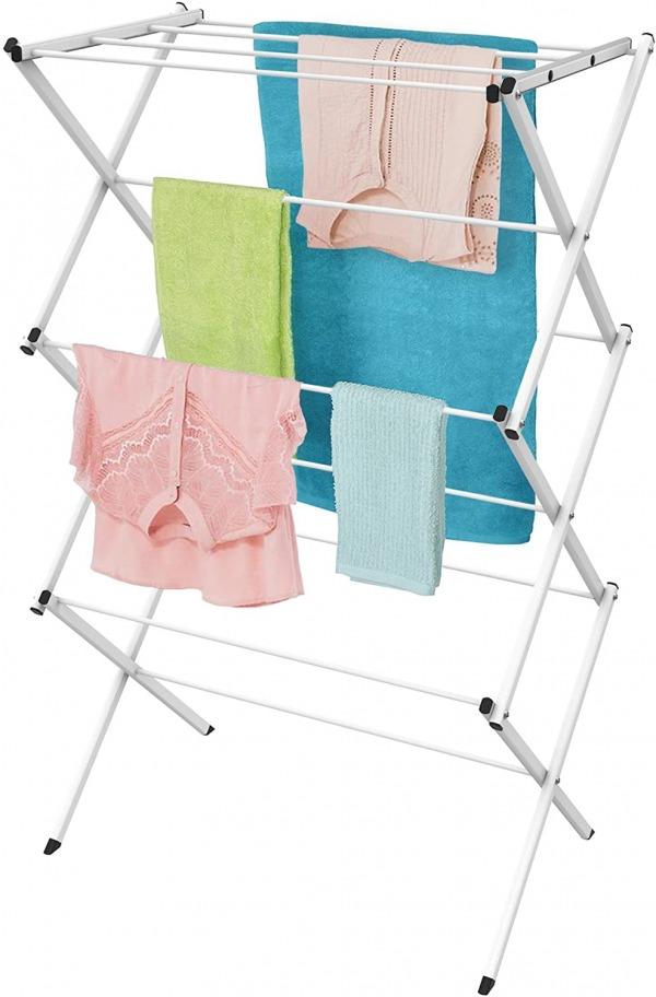 Lavish home clothes rack