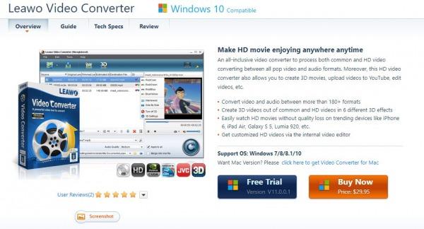 Leawo Pro Video Converter