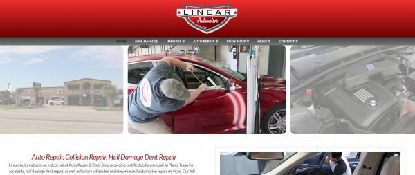 Linear Automotive Collision And Service - Auto Repair Plano