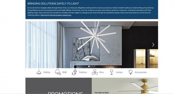 Living Lighting - Lighting Stores Canada