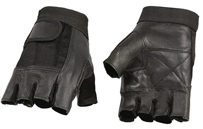 Milwaukee Leather Biker's Gloves