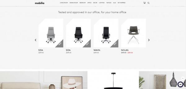 Mobilia - Furniture Store Montreal