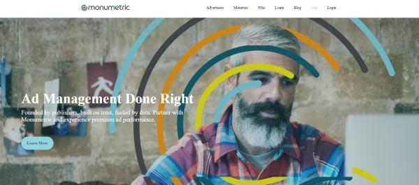 Monumetric - AdSense Alternatives