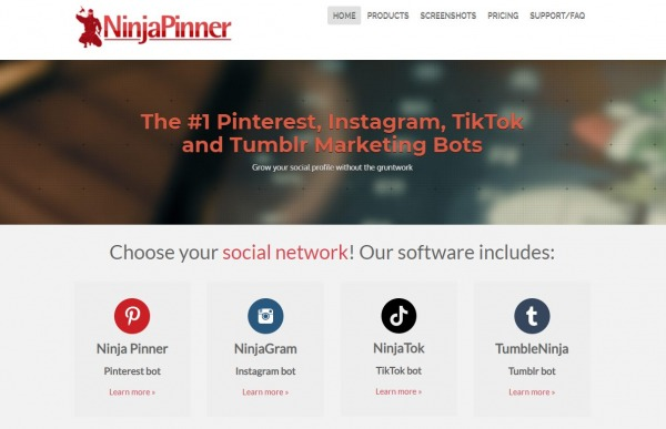 Ninja Pinner