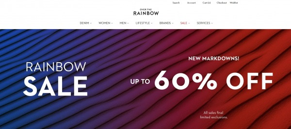 Over The Rainbow - Clothing Stores in Toronto