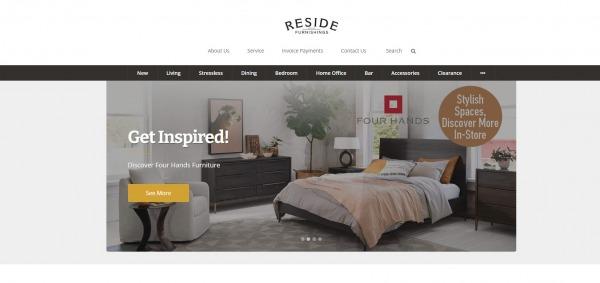 Reside Furnishings - Furniture Stores In Edmonton