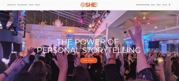 SHE Media - AdSense Alternatives