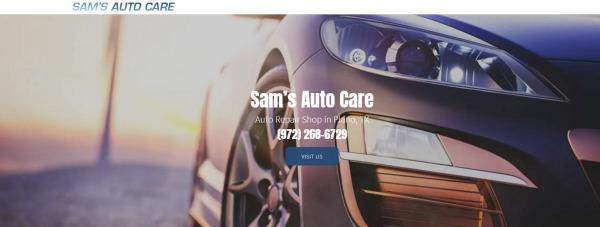 Sam's Auto Care