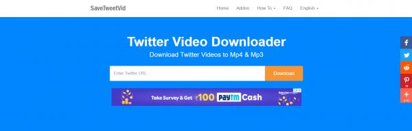 Save Tweet Vid: : Download Twitter Videos