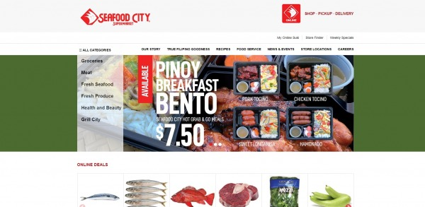 Seafood city - Chinese grocery stores in Toronto