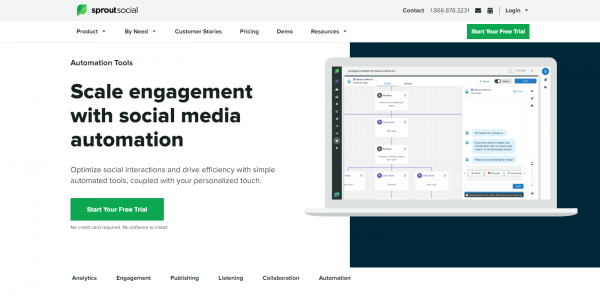 Sprout Social - Pinterest Analytics