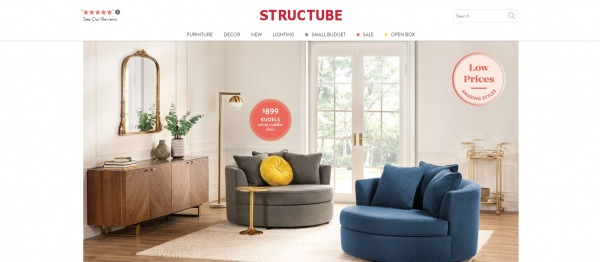 Structube - Furniture Store Montreal