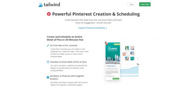 Tailwind: Social Media Automation Tool