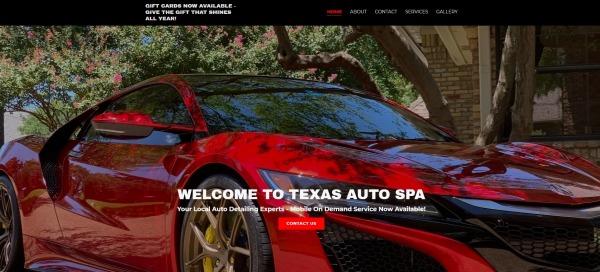 Texas Auto Spa