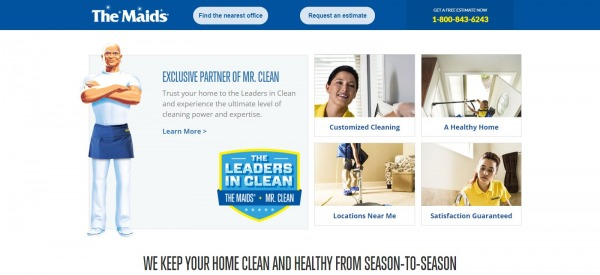 The Maids: House Cleaning Service In Plano