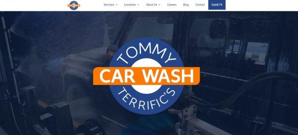 Tommy Terrific's Car Wash, Plano