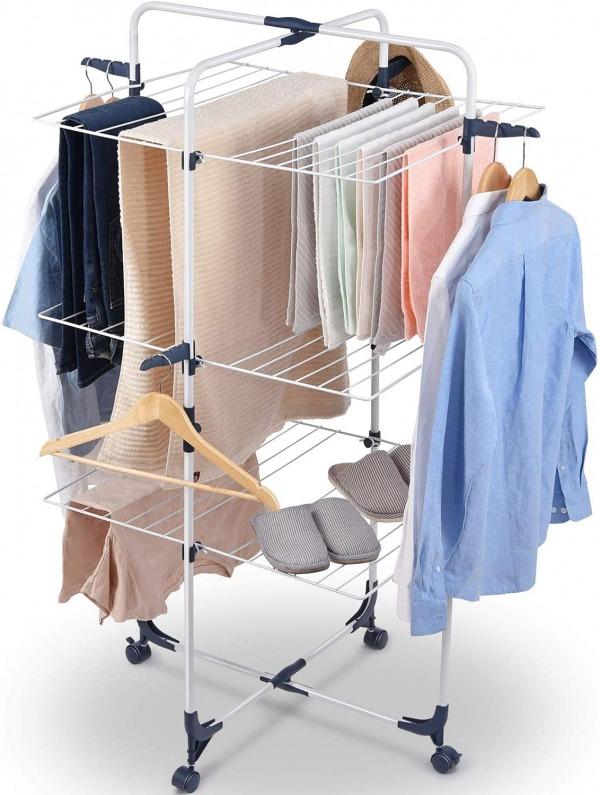 ToolF cloth drying rack
