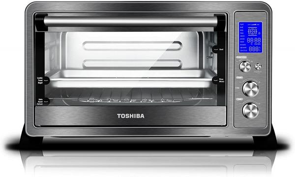 Toshiba AC25CEW-BS Toaster Oven