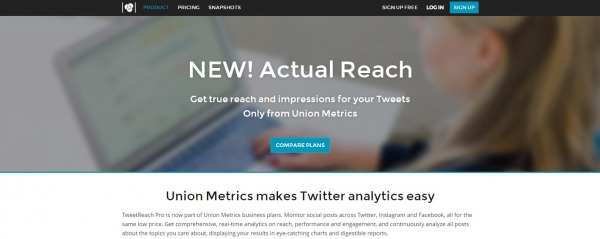 TweetReach: Twitter Analytics Tool