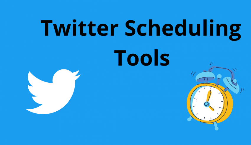 Twitter Scheduling Tool