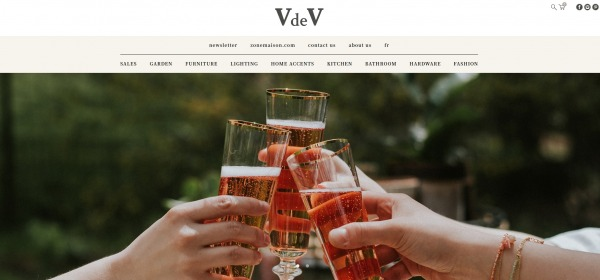 VdeV - Furniture Store Montreal