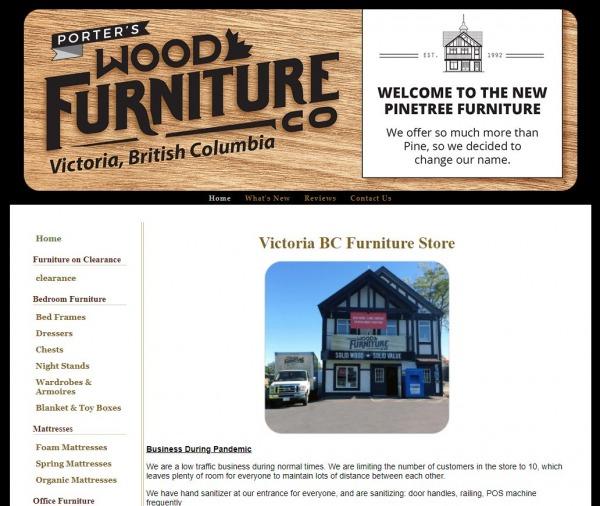 Wood Furniture Co - Furniture Stores In Victoria
