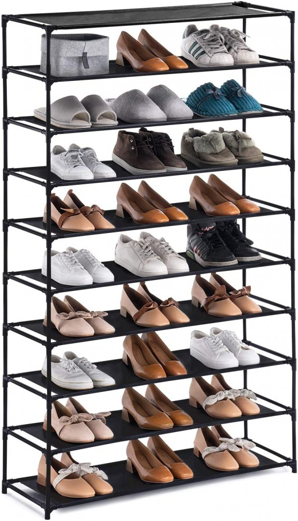 Youdesure 10 tier shoe rack