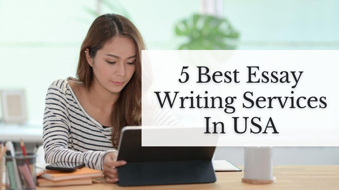 5 best Essay Writting Services in USA