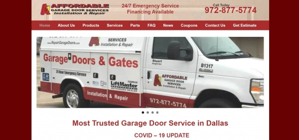 Garage Door Repair Plano