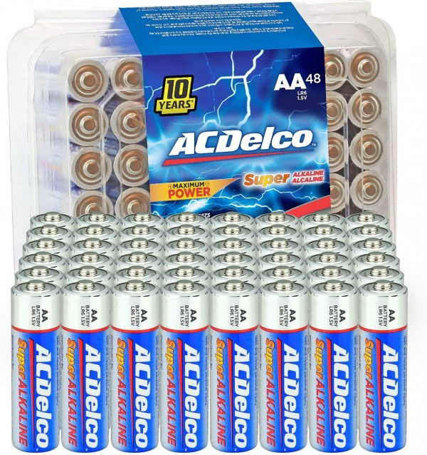 ACDelco Double A Batteries