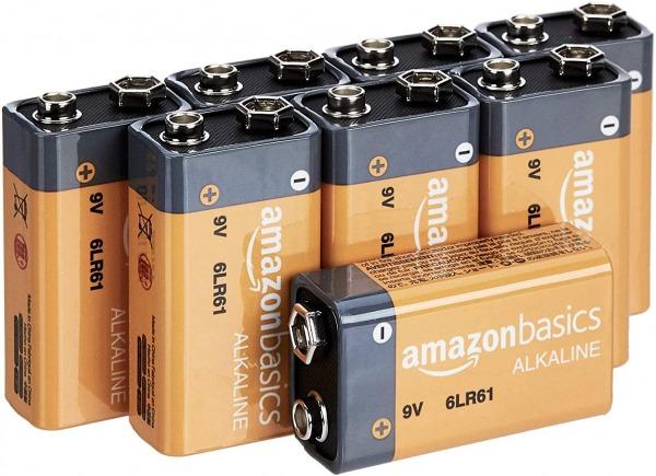 Amazon Basics9v