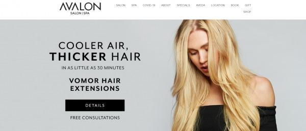 Avalon Salon - hair salons in dallas