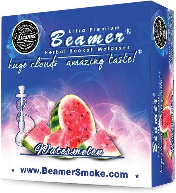 Beamer Herbal Hookah Watermelon Flavor