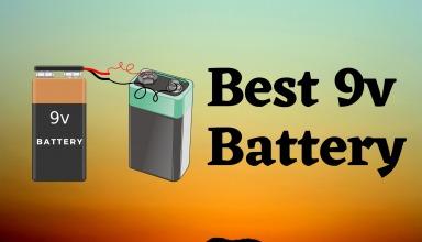 Best 9v Battery