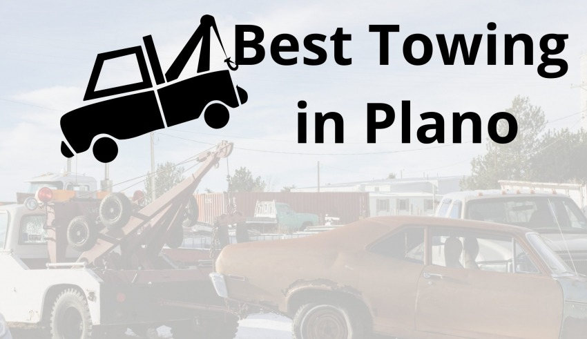 Best Towing in Plano