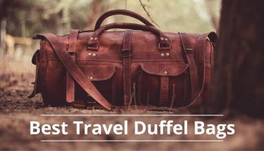 Best Travel Duffel Bags
