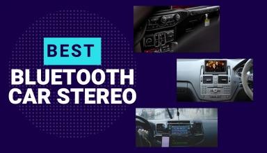 Bluetooth Car Stereo