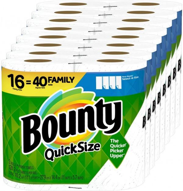 Bounty - Paper Towels