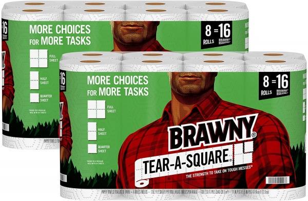 Brawny - Paper Towels