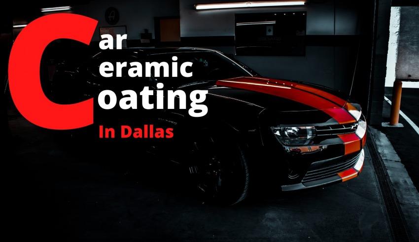 Car Ceramic Coating In Dallas (1)