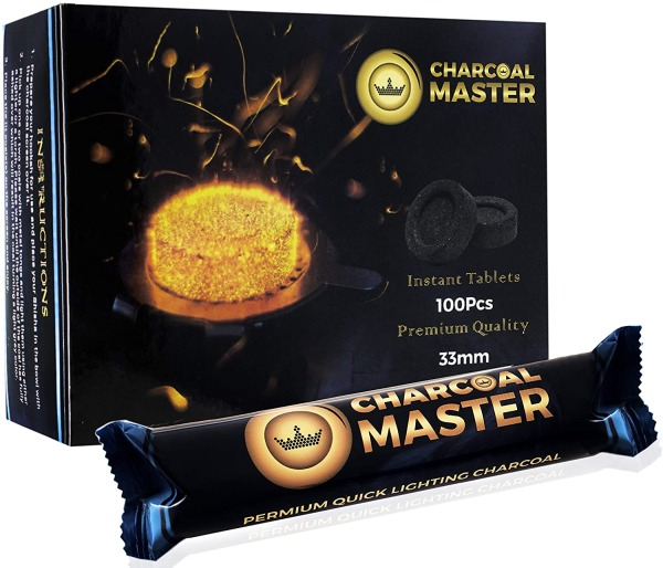 Charcoal Master- Incense Coal Tablets