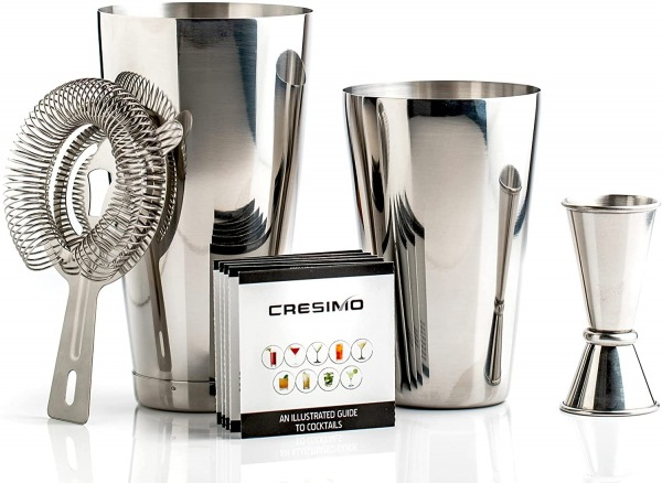 Cresimo Shaker Set