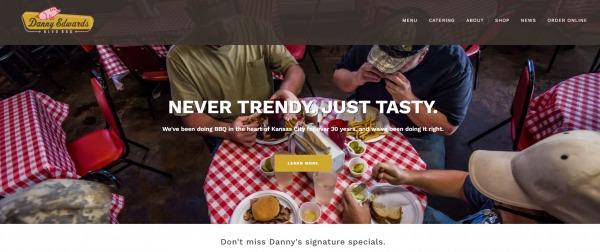 Danny Edwards BLVD barbecue
