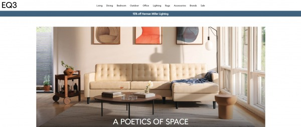 EQ3 Furniture - furniture stores ottawa