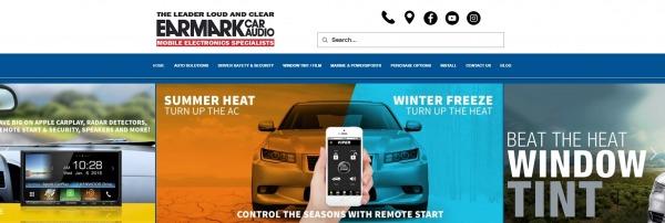 EarMark Car Audio and Tint - window tint plano