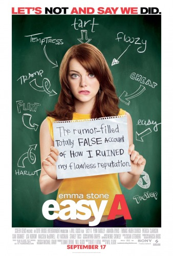 Easy A: Best Movie Like 10 Things I Hate About You