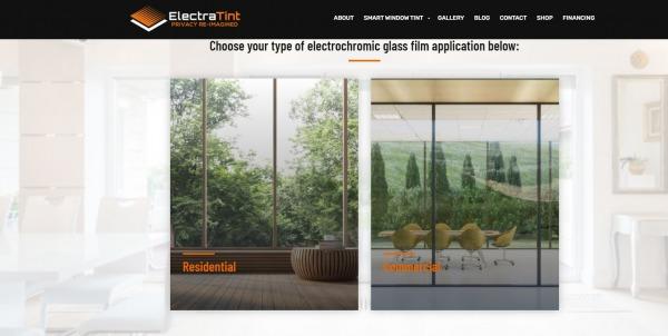 ElectraTint - window tint plano